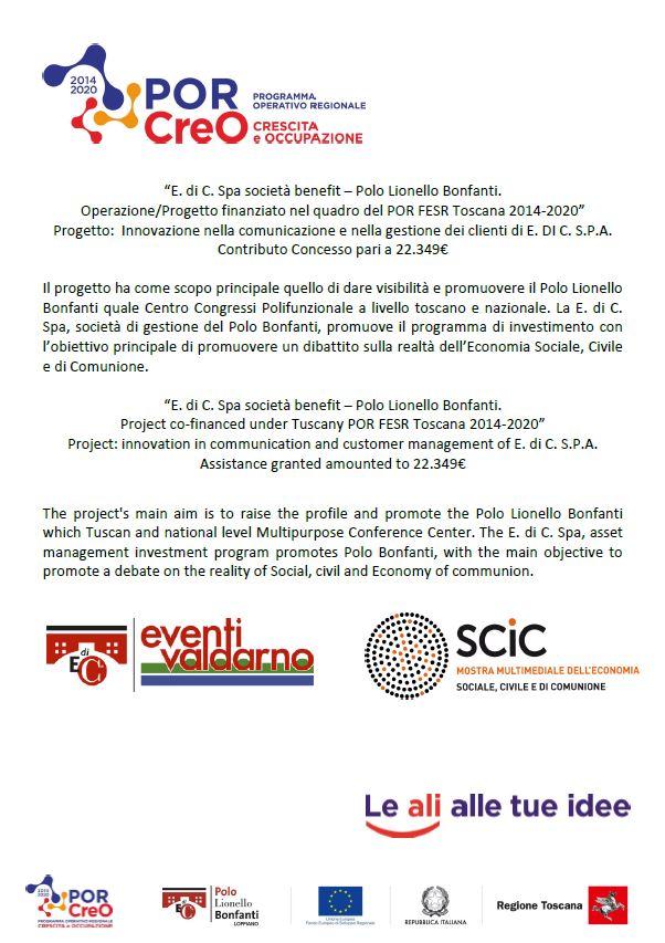 Innovazione comunicazione e gestione dei clienti di Edic